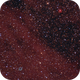 Two rarely-imaged planetary nebulae: PN G016.3-02.3 and M1-46 in Scutum,                                Peter Goodhew