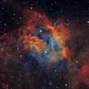 SH2 280 Emission Nebula,                                SCObservatory