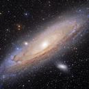 I Love Andromeda,                                John Favalessa
