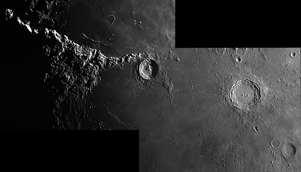 Eratosthenes and Copernicus,                                MAILLARD