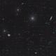 M99, M98 wide field - LRGB,                                Roberto Botero