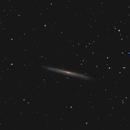 NGC 5907 C11@1737mm SXH16,                                cv14