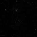The Double Cluster (NGC 869 & NGC 884),                                Michael Jaramillo
