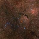 Westerlund 1 Super Cluster,                                Rodney Watters