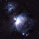 M42 ORION NEBULA,                                Juanma Giménez
