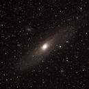 Andromeda Galaxy,                                dearnst