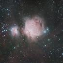 Great Orion Nebula,                                Mr. White