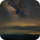 Milky Way, Mountains, Clouds Aug 17,2020,                                Donnie Barnett