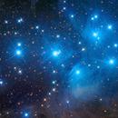 M45 open cluster,                                Giovanni Paglioli