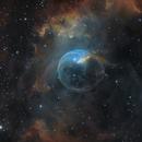 NGC 7635 - Bubble Nebula,                                Matthew