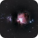 M42 and running man ... crop from a pic with 200mm lens,                                Rüdiger Lettau