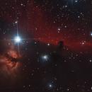 B33 - Horsehead Nebula,                                Matteo Ambrosi