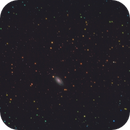M63 Sunflower galaxy wide field (and a poor autoguiding) / Canon 600D + SW 80ED PRO / SW EQ-M35 / 800ISO,                                patrick cartou