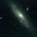 M31 (Andromeda galaxy),                                keving