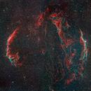 Veil Nebula (C33 C34) mosaic,                                koichi