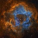 The Rosette Nebula,                                flyingairedale