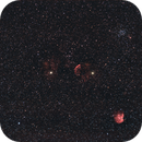 M 35 - Widefield  //  135 mm - (second try),                                Wolfgang Zimmermann