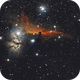 Horsehead Nebula (also known as Barnard 33),                                Kevin Fordham