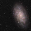 M33 - Triangulum Galaxy,                                Dagolaf