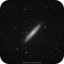 NGC 253 Scultor Galaxy Incredible Details,                                Maicon Germiniani