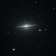 M104 Sombrero galaxy,                                Nikolay Vdovin