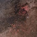 Cygnus region,                                George.K