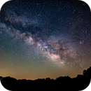 Milky Way over Woodridge Farm,                                Mike Ingalls