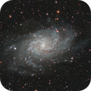Triangulum Galaxy (Messier 33),                                Henning Schmidt