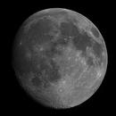 Moon on February 25, 2021,                                JDJ