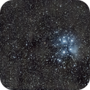 M45 - First trial of my SIGMA lense (200mm F/3.2),                                Cyril NOGER