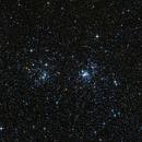 Double Cluster - Cropped Field,                                Jon Rista