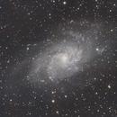 M33: Triangulum Galaxy,                                mcofield