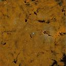 IC 1396 SHO_L_RVB Crop,                                Etienne MARQUET