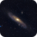 M31 - Andromeda,                                Gabriele Piantadosi