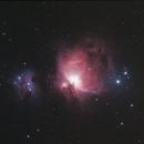 M42 - La Nebulosa di Orione,                                AlbertNewland