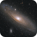 M31 LRGB (f/3.6 with Apex reducer),                                rhedden