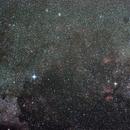 Cygnus region,                                Michael Kane
