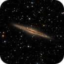 NGC 891,                                Laurent Fournet