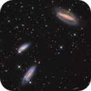 Grus Galaxies,                                Wellerson Lopes
