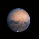 Mars rotation November 4 2020,                                Kevin Parker