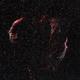 The Veil Nebula (HOO) (2019),                                Daniel Tackley
