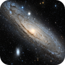 Andromeda (M31), close and personal,                                sirius_eclipse