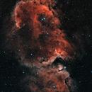 Soul Nebula Narrow Band Mosaic,                                Mark Holbrook