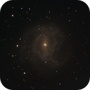 m83 with calibrated i'r'g' colors, Edge11 with reducer on cge-pro, MetaGuide,                                Freestar8n