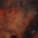 NGC 7000 2 ,                                Alberto Pisabarro