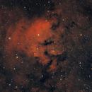 NGC 7822,                                Pete Geanacopulos
