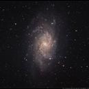 M 33 Triangulum Galaxy,                                Wolfgang Ransburg