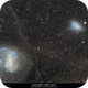 Galaxies and Dust – The Magellanic Clouds in a Dusty Field,                                Gabriel R. Santos...