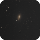 La galaxie du sombrero M104,                                JAUME Nicolas