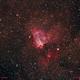 M17 Omega Nebula,                                Giorgio Ferrari
